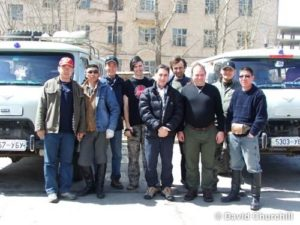 The Team, Mongolia 2005