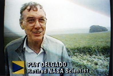 Pat Delgado on TV