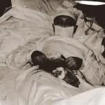 1961, Soviet surgeon removes his own Appendix