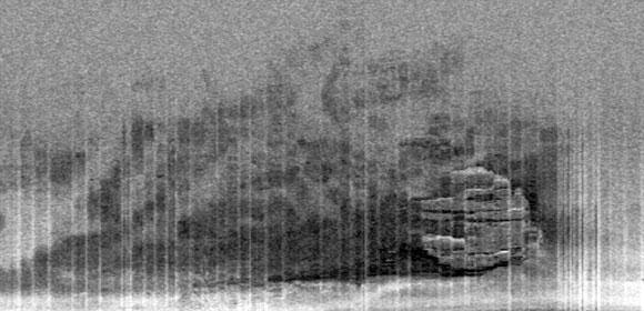 Baltic UFO?