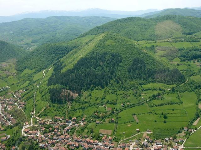Bosnian Pyramids, Real?