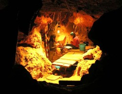 El Sidron Cave in Asturias