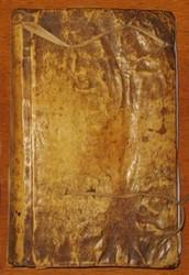 Human Skin Covered Book