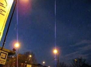 Islington UFOs?