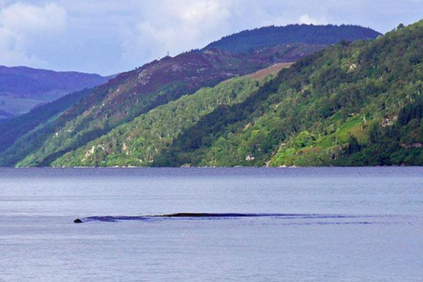 New Loch Ness Photo