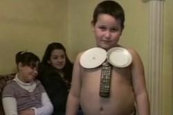 Incredible Magnetic Boy