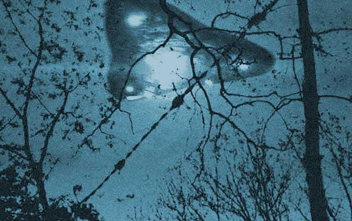 Rendlesham Forest UFO?