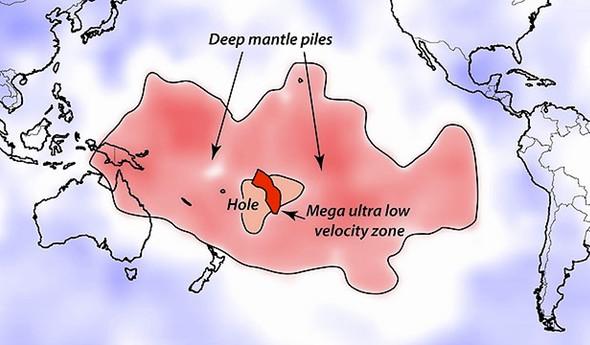 New Zealand Supervolcano!