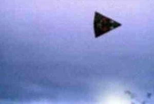 Dudley Dorito - UFO or Pegasus?